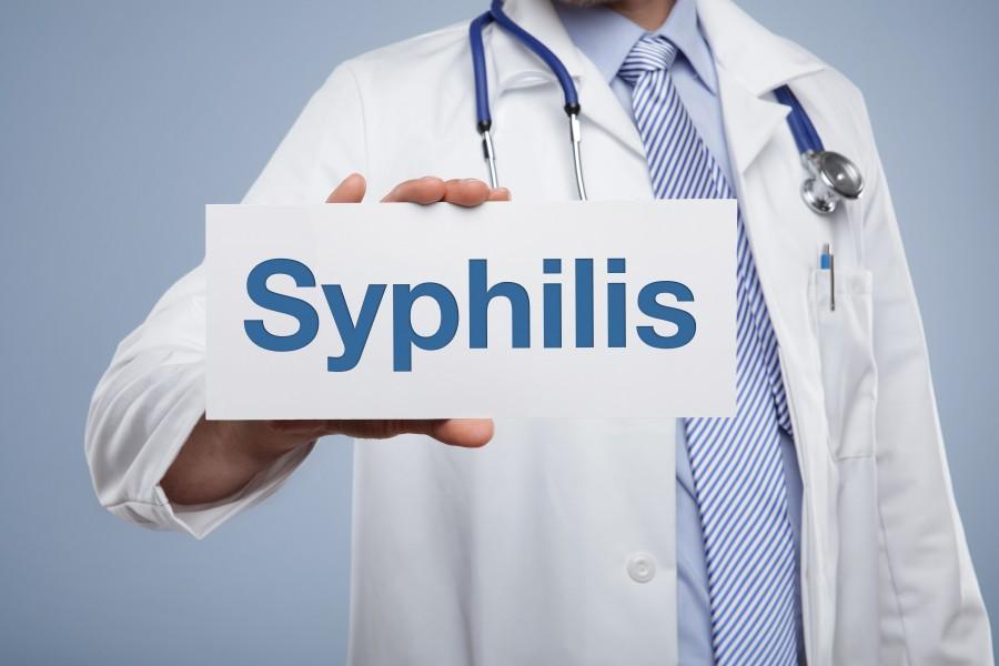 диагноз: сифилис