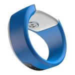 STD Testing Ring - Hoope (SideView)