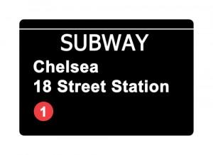 New York's Chelsea Neighborhood